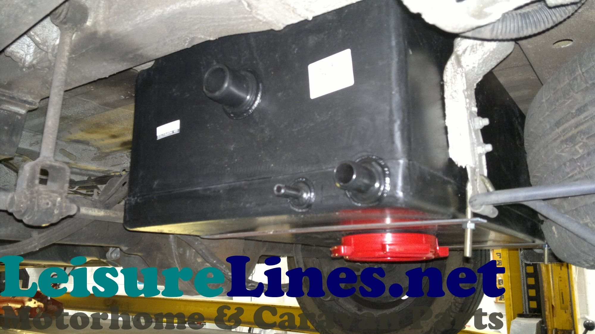 Mercedes Sprinter Vw Crafter Fresh Water Tank Kit For